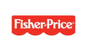 Robb Moreira Voice Talent Fisher Price Logo